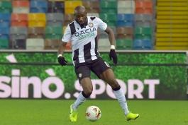ایتالیا/سری آ/اودینزه/ هافبک فرانسوی/Italai/Serie A/Udinese/French midfielder