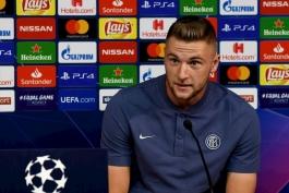 اینتر/مدافع اسلواک/Inter/Slovak midfielder