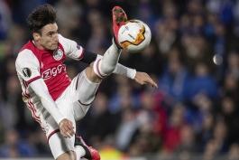 هلند/آژاکس/مدافع چپ آرژانتینی/Netherlands/Ajax/Argentina left back