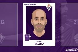 فیورنتینا/هافبک اسپانیایی/Fiorentina/Spanish midfielder