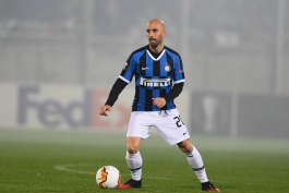 اینتر/هافبک اسپانیایی/Inter/Spanish midfielder