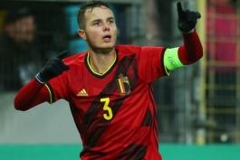 بلژیک/تیم ملی جوانان/مدافع/Belgium U-21/Defender