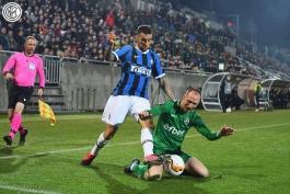 لیگ اروپا-اینتر-لودوگورتس-اروگوئه-Europa league-inter-Ludogorets-Uruguay
