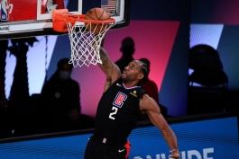 لس آنجلس کلیپرز - دنور ناگتس - کوای لنارد - NBA