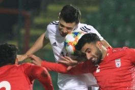 بازتاب پیروزی ایران برابر بوسنی در سایت AFC