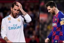 اسپانیا-آرژانتین-بارسلونا-رئال مادرید-لالیگا