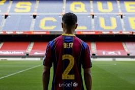 خرید جدید بارسلونا