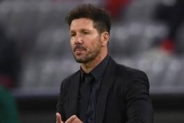 دیگو سیمئونه: علیرغم شکست سنگین مقابل بایرن مونیخ، به تیمم باور دارم