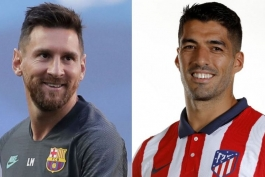 اتلتیکو مادرید-بارسلونا-اسپانیا-لالیگا-Barcelona-Atletico Madrid