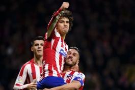 اتلتیکو مادرید-روخی بلانکوس-اسپانیا-لالیگا-Spain-La Liga-Atletico Madrid