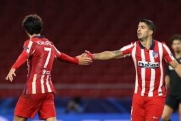 اتلتیکو مادرید-اسپانیا-لالیگا-روخی بلانکوس-Atletico Madrid-Spain-La Liga