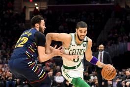 اخبار بسکتبال NBA - نتایج مسابقات NBA - هایلایت بازی های NBA - بوستون سلتیکس - جیسون تیتم
