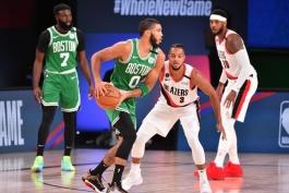 جیسن تیتم - جیسون تیتوم - بوستون سلتیکس - بسکتبال NBA