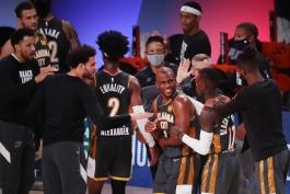 کریس پال - اوکلاهاما سیتی تاندر - لیگ NBA - مسابقات بسکتبال NBA - پلی آف NBA - هایلایت مسابقات NBA