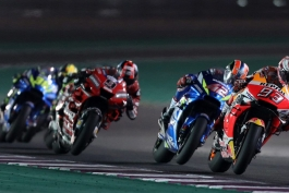 موتوجیپی – مسابقات موتورسواری – مسابقه MotoGP - رپسول هوندا - مارک مارکز