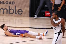 اخبار بسکتبال NBA - نتایج مسابقات NBA - فینیکس سانز - دوین بوکر