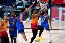داناوان میچل - پلی آف NBA - یوتا جز - بسکتبال NBA - نتایج مسابقات NBA
