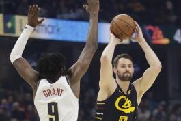 اخبار بسکتبال NBA - نتایج مسابقات NBA - هایلایت بازی های NBA - کوین لاو - کلیولند کاوالیرز