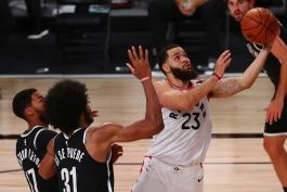 فرد ون ولیت - تورنتو رپترز - بسکتبال NBA - نتایج مسابقات NBA - پلی آف NBA