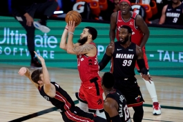 فرد ون ولیت - تورنتو رپترز - بسکتبال NBA - نتایج مسابقات NBA