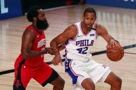 اخبار بسکتبال NBA - بهترین بازیکنان NBA - هیوستون راکتس - جیمز هاردن - ال هارفورد