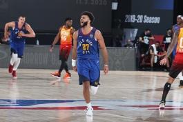 دنور ناگتس - بسکتبال NBA - مسابقات NBA - پلی آف NBA - جمال مری - جمال ماری
