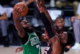 جیلن براون - بوستون سلتیکس - مسابقات NBA - پلی آف NBA - بسکتبال NBA