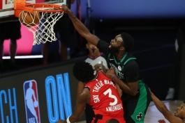 جیلن براون - بوستون سلتیکس - بسکتبال NBA - نتایج مسابقات NBA - پلی آف NBA