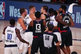 اخبار بسکتبال NBA - نتایج مسابقات NBA - پلی آف NBA - لس آنجلس کلیپرز
