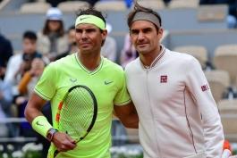 تنیس - اخبار تنیس - راجر فدرر - رافائل نادال