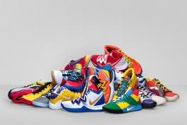 کتانی بسکتبال - بسکتبال NBA - کتانی بسکتبالیت ها - کفش ورزشی - کفش بسکتبال