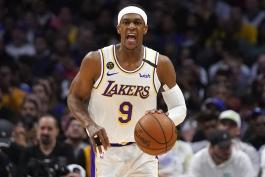 راجان راندو - لس آنجلس لیکرز - بسکتبال NBA - مسابقات NBA