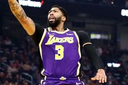 اخبار بسکتبال NBA - نتایج مسابقات NBA - هایلایت بازی های NBA - کنفرانس غرب NBA - لس آنجلس لیکرز - آنتونی دیویس