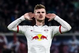 تیمو ورنر - آر بی لایپزیش - بوندسلیگا - لیگ فوتبال آلمان