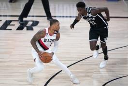 اخبار بسکتبال NBA - مسابقات بسکتبال NBA - پورتلند تریل بلیزرز - دیمین لیلارد - پلی آف nba