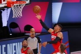 راسل وستبروک - بسکتبال NBA - مسابقات NBA - هیوستون راکتس