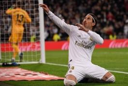 اسپانیا-لالیگا-رئال مادرید-Real Madrid-سانتیاگو برنابئو