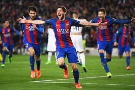 بارسلونا-Barcelona-پاری سن ژرمن-PSG-لالیگا-اسپانیا-لیگ قهرمانان اروپا