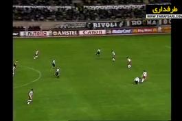 ویدیو؛ پلی به گذشته - پیروزی 3-2 موناکو مقابل یوونتوس (لیگ قهرمانان اروپا - 1998/4/15)