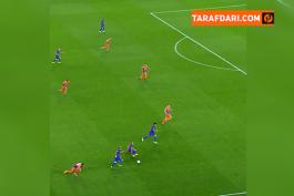 لیگ قهرمانان اروپا / بارسلونا / منچسترسیتی
