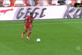 مونشن گلادباخ / بایرن مونیخ / بوندس لیگا / آلمان / Borussia Mönchengladbach / Bayern Munich
