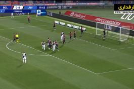 بولونیا / یوونتوس / سری آ / ایتالیا / Bologna / Juventus