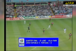 جام ملت های اروپا 1996 / Uefa Euro 1996