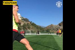 منچستریونایتد-لیگ برتر-انگلیس-Manchester United-پرتغال