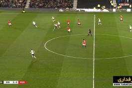 دربی کانتی-منچستریونایتد-جام حذفی-انگلیس-fa cup-Manchester United-Derby County F.C