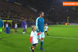 پیروزی 4-0 دورتموند مقابل اتلتیکو مادرید با بریس رافائل گریرو در دور گروهی لیگ قهرمانان اروپا (2018/10/24) / ویدیو