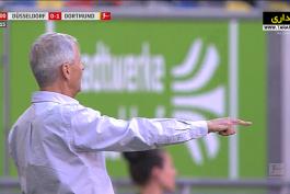 دوسلدورف / دورتموند / بوندسلیگا / آلمان / Borussia Dortmund / Dusseldorf