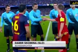 بایرن مونیخ-آلمان-بارسلونا-اسپانیا-لیگ قهرمانان اروپا-bayern munich-Barcelona-uefa champions league
