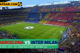 اینتر-ایتالیا-بارسلونا-اسپانیا-لیگ قهرمانان اروپا-Milan-Barcelona-Ucl