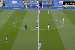 لسترسیتی / کریستال پالاس / لیگ برتر انگلیس / Leicester City / Crystal Palace
